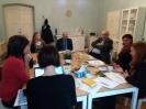 10.10. - Setkání ŘS projektu Komunitně plánujeme na Brandýský