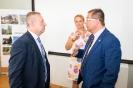 21. 8. Setkání s ministrem životního prostředí